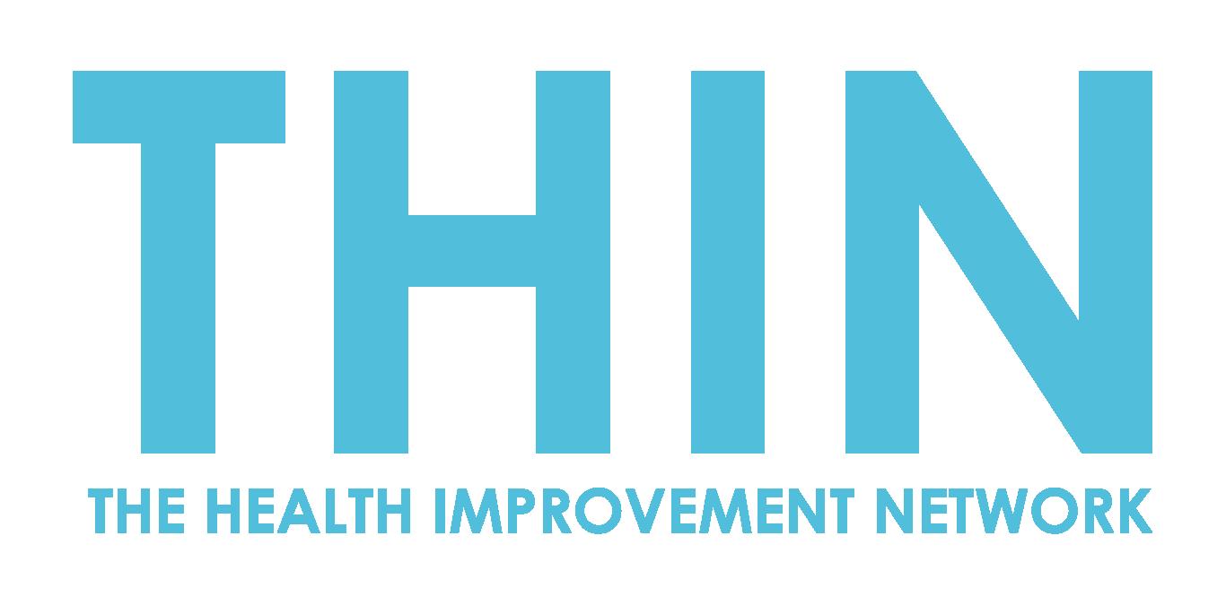 Logo Thin bleu